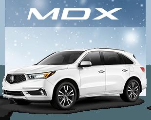 MDX Winter Tires